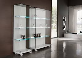 Display Cabinet Doors Modern Style Modern Glass Cabinet Doors With Tonelli Medora Glass
