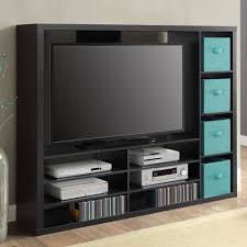 home theater tv cabinets wall units astonishing walmart entertainment centers