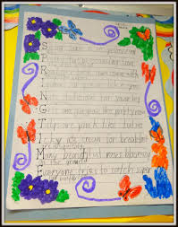 Acrostic Poems For Halloween Patties Classroom 04 13