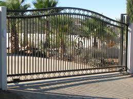 driveway gates san diego ornamental iron