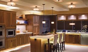 Kitchen Ceiling Lights Fluorescent Kitchen Attractive Kitchen Ceiling Lights With Drum Shade