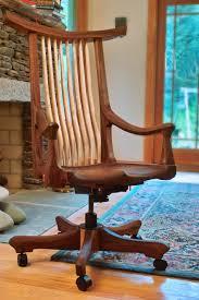 Crest Office Furniture Tucked Arm Swivel U2014 Blackwater Woodworks