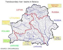 russia map belarus impressum