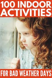 boredom busters we love 100 indoor activities for kids