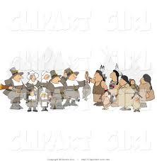 thanksgiving pilgrims clipart clip art of an unpredictable group of pilgrims holding a dead