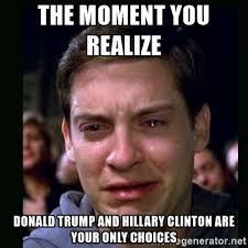 I Voted Meme - i voted for