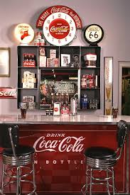 Coca Cola Chairs Decorating With Coca Cola Signs Accessories And Furniture