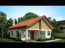 simple single story contemporary house design youtube