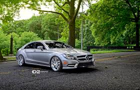 gorgeous mercedes benz cls 550 fms08 by d2forged