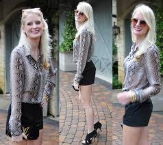 snake print blouse merritt beck zara snake print blouse j brand lola in fortune