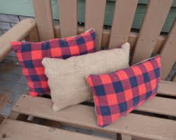 Upcycled Pillows - manly pillow etsy
