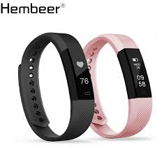bracelet activity tracker images Fitness watches heart rate monitor smart band id115hr wristband jpg