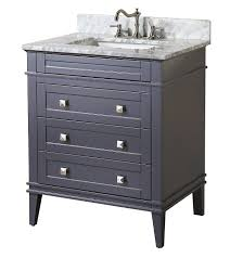 Kitchen Collection Jobs by Kitchen Bath Collection Kbc L30gycarr Eleanor Bathroom Vanity With