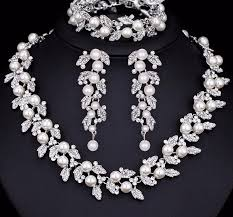 jewelry sets mecresh 3 bridal jewelry sets springs unlimited