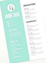free printable creative resume templates microsoft word free creative resume templates microsoft word free creative resume