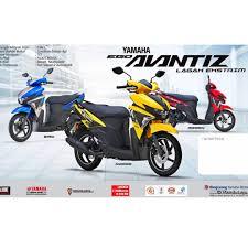 promo si e auto yamaha ego avantiz 125 promosi deposit rendah motorbikes on carousell
