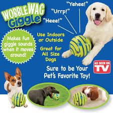 wobble wag giggle pet toys nebi542 green black
