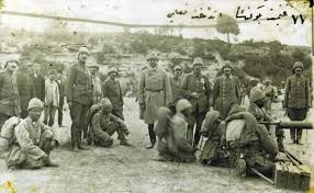 Ottoman Army Ww1 Ottoman Army In Europe 1916 17 Weapons And Warfare