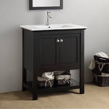 30 inch bathroom cabinet 30 inch bathroom vanities you ll love wayfair