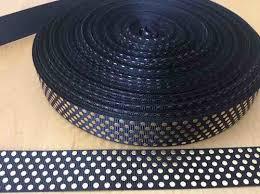 black grosgrain ribbon gold foil polka dot grosgrain ribbons 7 8 black