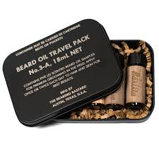 Texas travel gifts images Grooming kits gifts the bearded bastard jpg