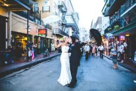 new orleans wedding home