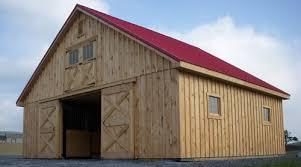 Shed Row Barns For Sale Modular Horse Barns Pennsylvania Maryland And West Virginia