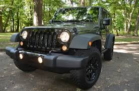 jeep willys 2016 jeep wrangler willys wheeler edition review by larry nutson video