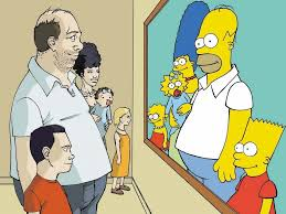my free wallpapers cartoons wallpaper the simpsons