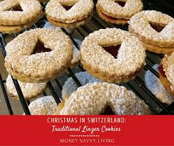 in switzerland traditional linzer cookies money savvy