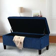 Coral Storage Ottoman Cool Coral Storage Ottoman Storage Ideas Amusing Navy Blue Storage