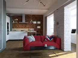 100 35 square meters 2 bedroom modern apartment design