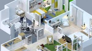 3d Floor Plan Design Software Free by Home Design Comely 3d Apartment Design 3d Apartment Design