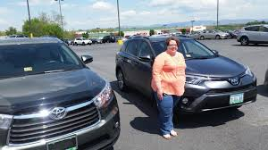 toyota brand new cars jennifer brooks says goodbye to her 2016 highlander and hello to