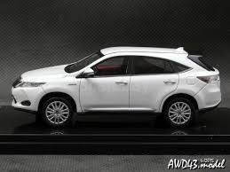 lexus white pearl toyota harrier premium u0027advanced package u0027 white pearl crystal
