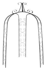 wedding arches ebay cobraco 3 sided gazebo arch gaz g arched pergola