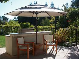11 Patio Umbrella Teaksmith Teak Furniture Wholesale Prices