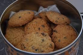 recette de cuisine cookies cookies aux pépites de chocolat maëvab recette cuisine companion