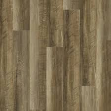 Waterproof Laminate Flooring Home Depot Shaw Baja 6 In X 48 In Nevada Repel Waterproof Vinyl Plank