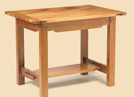 build a greene and greene side table finewoodworking