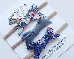 fabric bows fabric bows etsy