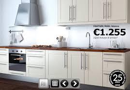 porte ikea cuisine concevoir cuisine ikea cette cuisine portes et faces tiroirs en