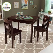 kidkraft nantucket table and chairs kidkraft modern table chair set highlighter walmart amazing