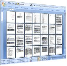 Excel Test Plan Template Software Testing Template Ms Word Excel Instant
