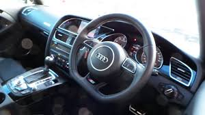 Audi S5 2013 Interior Crewe Audi Approved Used Audi S5 Black Edition Youtube