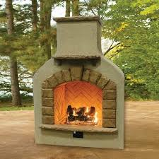 Outdoor Fireplace Surround by Outdoor Greatroom Sonoma Gas Fireplace Surround With Optional Gas