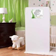 l a baby double comfort 2 in 1 orthopedic crib mattress
