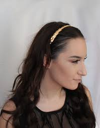 plait headband hair plait elastic colour plaited imitation faux hair