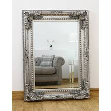 Wood Mirror Frame 36 X 48 Mirror Frame Vanity Decoration