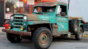 is the jeep pickup truck 9 jeep pickups from over the years jk forum